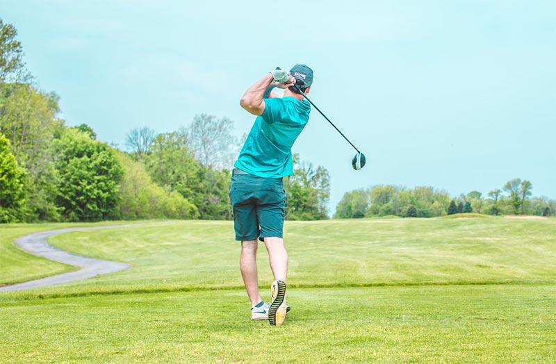 Tony Keeton golf swing analysis